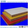 La mélamine de papier ou de la paille de blé laminé PVC les panneaux de particules