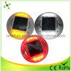 Occhi di gatto solari di plastica della strada dello stroboscopio IP68 per sicurezza stradale
