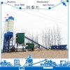 Hete Concrete het Mengen van de Transportband van het Type van Riem van de Verkoop Hzs60 60m3/H Vaste Installatie in Indonesië