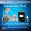 Resin 정원 Products Mould Making를 위한 RTV-2 Silicone Rubber