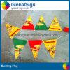 Drapeau de polyester colorées Triangle (DSP06)