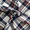 Il filo di cotone del tessuto di Shirting ha tinto (QF13-0216)