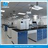 Fußboden - eingehangene Stahlinsel-Prüftisch-Labormöbel