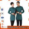 Elegant Restaurant Waiter Uniform (OEM Service) en coton et polyester