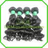 卸売価格の人間の毛髪の拡張100%年のRemyのマレーシアのバージンの毛