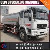 Sino 4X2 4000gallon 12mt 연료 수송 트럭 석유 탱크