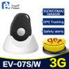 Perseguidor pessoal impermeável EV-07s do GPS com sistema de seguimento livre do GPS
