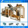 China-Betonstein-Maschine verwendeter hohler Block, der Maschine herstellt