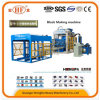 Blocs automatiques de briques de cavité de circuit hydraulique faisant la machine de bloc de machine à paver de la colle de machines