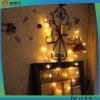 Luz impermeável do feriado do diodo emissor de luz da decoração do Natal da alta qualidade da fábrica de Shenzhen