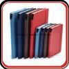 ペンのホールダーの脊柱PU学生のノートのオフィスの議題