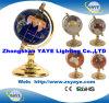 Globo de Gemstone do Sell de Yaye 18 o melhor com palavras inglesas/mapa de mundo para estudantes Educationa