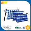 昇華キャンバスの装飾的な構成の洗面用品袋セット