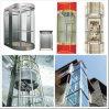 반 원형 파노라마 엘리베이터 또는 상승