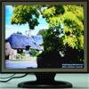 WTFT-LCD Monitorebkey, clef de Web, site Web de course d'automobile pour promotionnel
