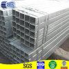 El acero suave galvanizó el cuadrado de 100X100m m y los tubos de acero rectangulares para la construcción