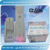 Estação clara azul do carregador para o telecontrole de Wii (GL-Wi003)