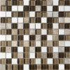 Mosaico de vidrio mezcla de piedra (HGM205)