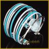 Новый браслет оформлением в стиле Радуга дамы смотреть (BR13)