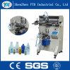 Beweglicher pneumatischer Firmenzeichen-Drucker-Kennsatz-Drucker für Flasche