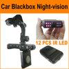 magnetoscopio della scatola nera dell'automobile di visione notturna 720p con un'affissione a cristalli liquidi da 2.5 pollici (ND602-4)
