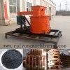Triturador de venda quente eficiente elevado da combinação vertical