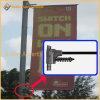 Металлические освещения улиц полюса флаг рекламы (BT-BS-024)