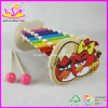 Heißes Sale Highquality Wooden Xylophone Toy, Octave Wooden Xylophone Toy, New und Popular Xylophone Toy W07c007