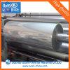 Roulis rigide clair superbe de PVC 610*0.25 pour le guichet de cadre
