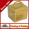 Rectángulo de regalo de papel encantador modificado para requisitos particulares para empaquetar (1345)