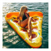 Пластиковый Cheape гигантский бассейн плавает ПВХ Пицца качания