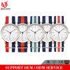 Yxl-516 de Polshorloges van de Italiaanse van de Vlag van het Horloge Mensen van de Manier voor Klok van het Kwarts van de Mannetjes van de band van het Horloge van de Riem van de NAVO van het Merk van de Luxe de Nylon Toevallige