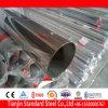 Acero inoxidable Tubo decorativo ( 201 304 304L 316 316L )