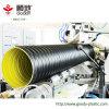 Tubo ondulato di rinforzo di spirale dell'HDPE della fascia d'acciaio di drenaggio