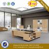 Festes Holz-Schreibtisch-Anfangsetikett-Furnier-Blattchinesische Möbel (NS-ND009)