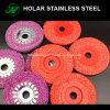 Il nylon dell'acciaio inossidabile spinge le rotelle della canapa
