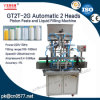 Máquina de enchimento de engarrafamento automática do pistão da pasta para o molho do tomate (Gt2t-2g)