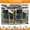 Profil en aluminium d'Extruion de mur rideau