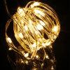Fio de prata IP44 romântico String LED Luz para casamento/Parte/Holiday