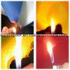 Feuerbeständiges PU-überzogenes Polyester-Oxford-Gewebe