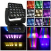 25PCS 12W CREE 4in1 Matrix Blinder Moving Head Light