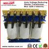 始動機の変圧器(QZB-J-320)を減らす320kVA三相自動電圧