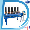 O líquido contínuo do centrifugador do sistema da ferramenta amacia o filtro aglomerado do pó