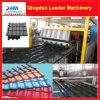 Лист толя пластмассы PVC+PMMA/Asa Corrugated делая машину