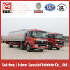 Sale Fuel Vehicle Mobile Oil Stationのための6*2 Auman Fuel Delivery Capacity 20000L Oil Tanker Truck
