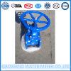 Válvula de porta padrão de alta pressão Pn16 de ferro fundido BS