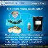 3D Dierlijke Vorm die van het Geval van het Silicium de Rubbers van het Silicone maken RTV