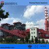 De de de Vloeibaar gemaakte Stoom Op hoge temperatuur van de Hoge druk van ASME/Ce 130t/H/Heet Water/het Thermische/Stoom/Olie/Met gas/Industrieel/Doorgeven van de Steenkool - de Boiler van het bed voor Elektrische centrale