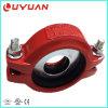 La reducción de la ranura de hierro dúctil Acoplamiento 2 Inch / 60.3mm
