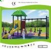 Kaiqi Small Slide und Swing Set für Childrens Playground (KQ30107B)
